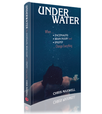 A New Book on the Anniversary of My Adventure Underwater