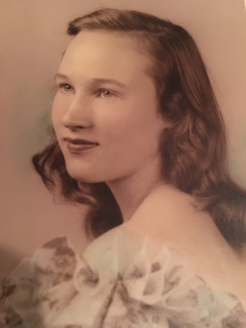 Remembering Mama's December Death So Long Ago