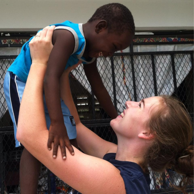 The Universal Language—Love and Service by Alicia Phillips